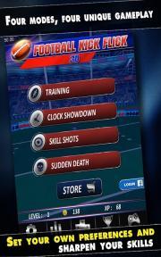 Football Kick Flick
