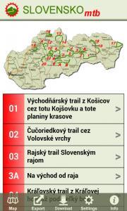 SLOVENSKO mtb