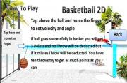 Basket Ball 2D