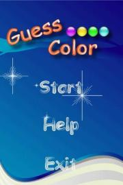 Guess Color