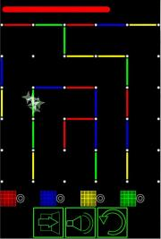 Dots and Boxes (Neon)