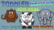 Toddler: Animals & Food