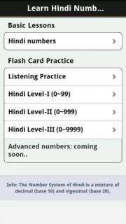 Learn Hindi Numbers