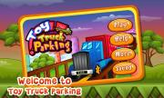 Toy Truck Parking