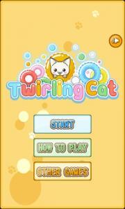 TwirlingCat