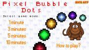 Pixel Bubble Dots