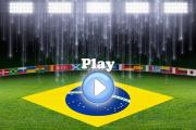 Penalty Game Euro London Brazil