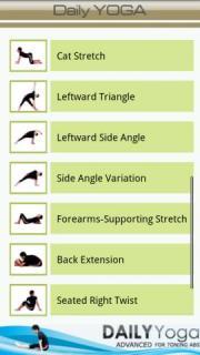 Daily Yoga (Back)