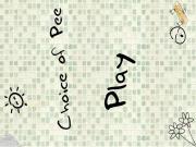 Choice of Pee