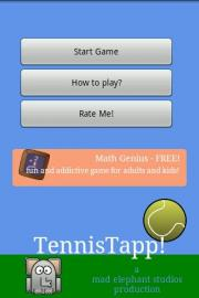 Tennis Juggle Master