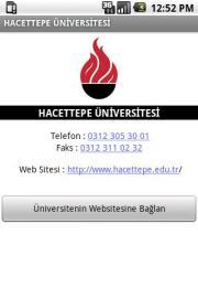 Üniversite Bilgi