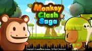 Monkey Clash Saga