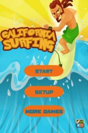 California Surfing