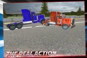 Transporter Truck Race