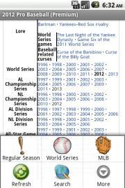 2012 Pro Baseball