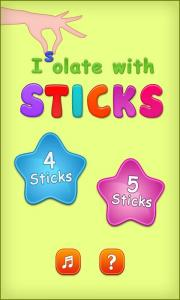IsolateWithSticks