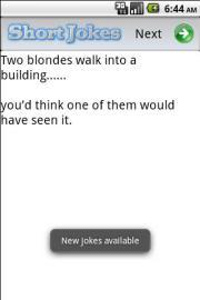 Short Jokes