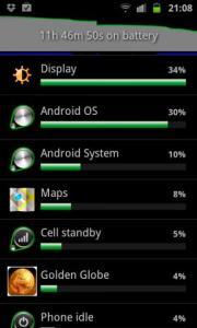 Androboy Battery Widget