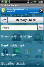 Quick App Installer