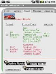 Travel Manager.