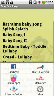 Baby Fun Songs