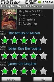 Ambling BookPlayer Pro