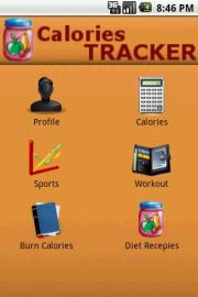 CaloriesTracker