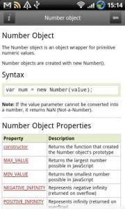 JavaScript Reference Pro