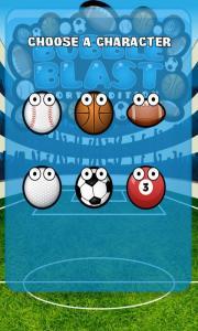 Bubble Blast Sports