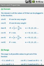 Math Formulae Lite