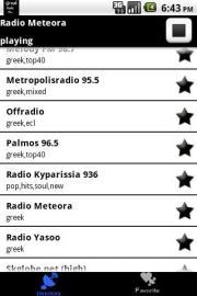 Greek Radio Pro