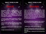 Smart Talking Alarm