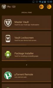 Vault Premium