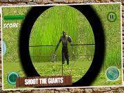Giants Sniper Shooting