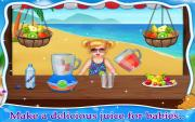 Kids Summer Holidays Beach Fun