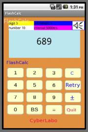 FlashCalc