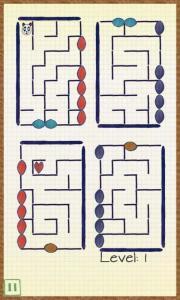 Split Maze