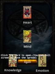 Tarot's Search For Myself