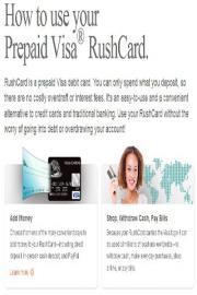 Rush My Card