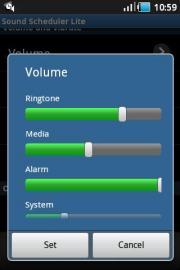 Sound Scheduler Lite