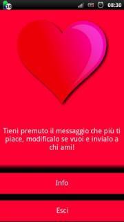 SMS San Valentino