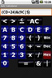 Adv Calculator