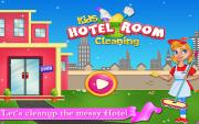 Kids Hotel Room Cleaning