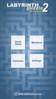 Labyrinth Puzzle Lite 2