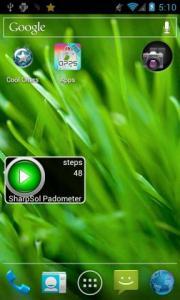 SharpSol Pedometer Full
