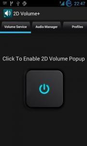 2D Volume
