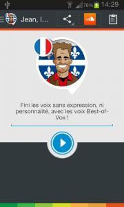 Voix Jean, le québécois (français)