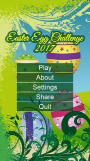 Easter Egg Challenge 2017 FREE