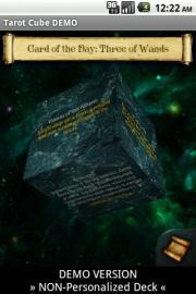 Tarot Cube DEMO