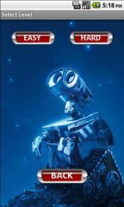 WALL-E Memory